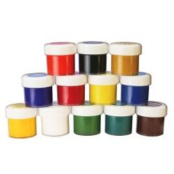 Guașă Klassika 12 culori,20 ml.